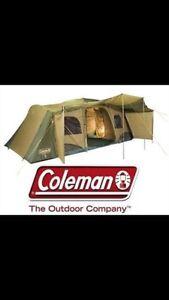 Tent Coleman Montana Deluxe 12 Unley Unley Area Preview