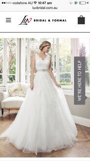 Wedding dress for sale  Browns Plains Logan Area Preview