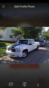 For sale 1993 GMC extended cab 6.2 diesel