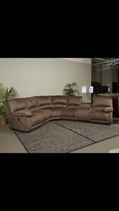 Ashley Reclining/Massaging/Touch Screen Sectional