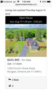 Country Home for sale(Open house Sun August 18