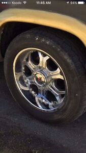 Avenue Mkv  rims with tires