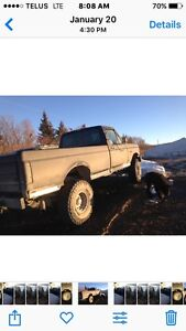 4x4 Ford f-150