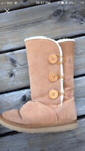 Barely Used Ugg Boats