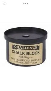 CHALLENGE CHALK BLOCK SHIW DOG & EQUINE ****NEW Mallacoota East Gippsland Preview