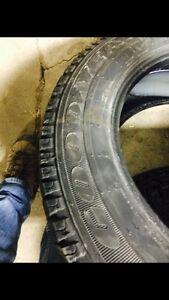 4 pneu d'hiver et 4 pneus d'été  West Island Greater Montréal image 5