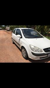 2009 Hyundai Getz Broome Broome City Preview