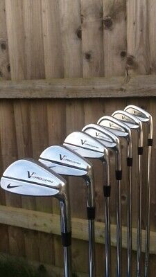 Nike VR ll Pro Combo Irons/4-PW/Regular Shafts/Excellent Condition