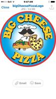 Pizza maker / cook Torbay Location only