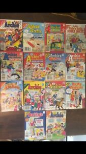 Archie Comics! Most in excellent condition.