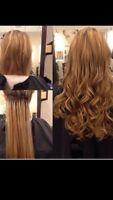 Win a free hair extension install