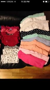 Baby girl clothes (nb &0-3 months) for sale
