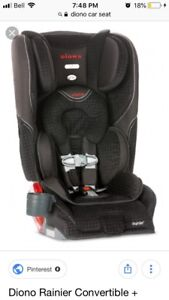 Looking for two Dione convertible Car seat