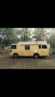 1975 Toyota Coaster road/ camping trips ready for you MAKE AN OFFER !! Carindale Brisbane South East Preview