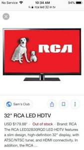 Rca 32 in led tv