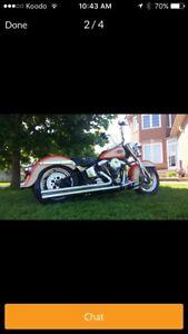 1996 Harley Davidson Heritage Softail Classic