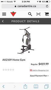 Apex Home Gym