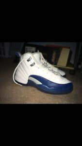 French Blue 12 Grade school