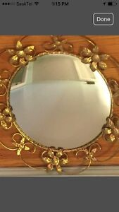 Vintage beautiful mirror