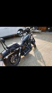 Selling my 2015 Harley Davidson fat Bob mint condition