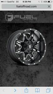 Looking for 20x10  fuel rims