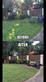 Lawn mowing and garden Maintenace Edmonton Cairns City Preview
