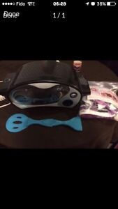 Easy bake oven with cooking utensils