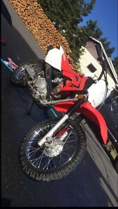 Honda CRF  80 REDUCED !!!!