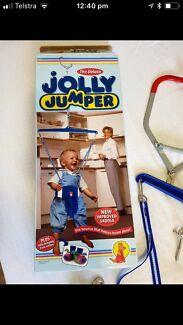 Jolly Jumpber baby jumper