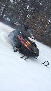 1998 Ski Doo Mach 1