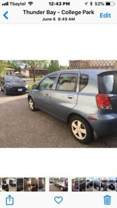 2006 Chevy Aveo for Sale