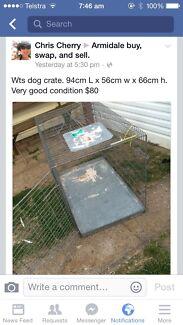 Dog/pet cage Armidale 2350 Armidale City Preview