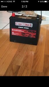Universal car battery for sale