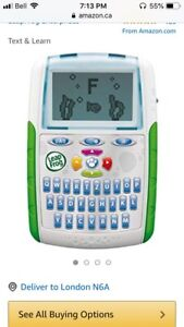 LeapFrog Text and Learn and Others!
