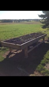 Need a garden box or shed? Springs here