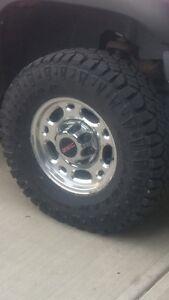 Duramax tires