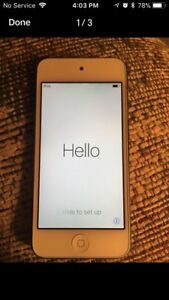 iPod Touch 4th gen-need gone!!