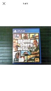 PS4 games bundle including gta 5 and rugby league 3 Camden Camden Area Preview