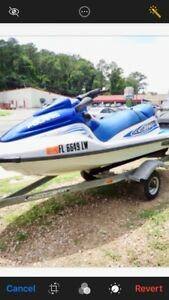 2001 Polaris 700 twin