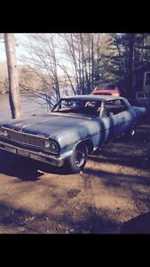 1964 chevelle project