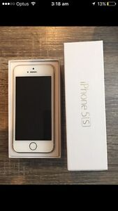 iPhone 5s 32gb gold Ivanhoe Banyule Area Preview