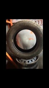 Plusieurs pneus d'hiver très bons prix