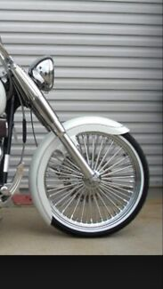 """Wanted: Wanted!! wrap around fender to suit 21"""" rim"""