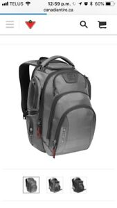 OGIO Gambit Laptop Backpack, 15-in