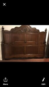 Urgent Moving Sale (King Size Bed)