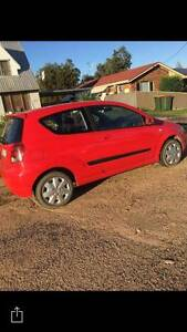 2007 Holden Barina Hatchback Trangie Narromine Area Preview