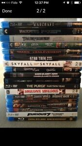 Blu-ray Collection For sale $3 best offer