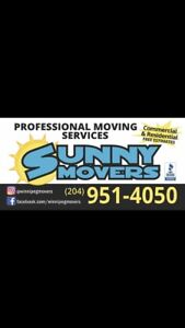Sunny Movers Professional Moving Service (7 Days Open)
