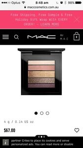 Mac eye shadow - brownluxe (near new) RRP $67 Cronulla Sutherland Area Preview