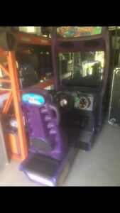 Midway crusin exotica arcade race game